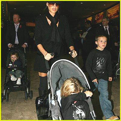 Beckham Battles Epilepsy