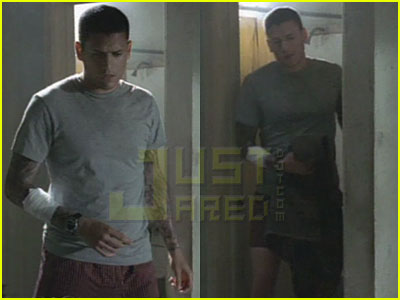 Wentworth Miller: Boxers or Briefs?