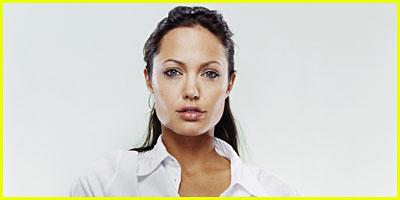 Angelina Jolie on Good Morning America