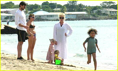 Hugh's Holiday in the Caribbean