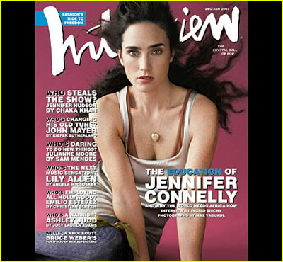Jennifer Connelly :: Interview Magazine