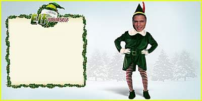 Wentworth Miller: The Elf?
