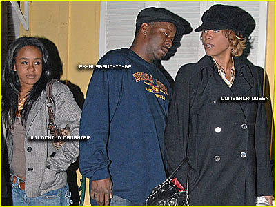 Whitney & Bobby Back Together?