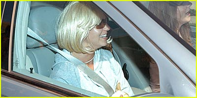 Britney Spears Enters Rehab -- Third Time