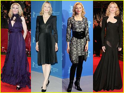 Cate Blanchett @ Berlin Film Festival 2007