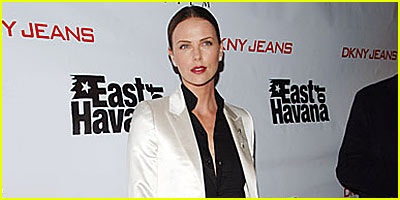 Charlize Theron Goes East of Havana