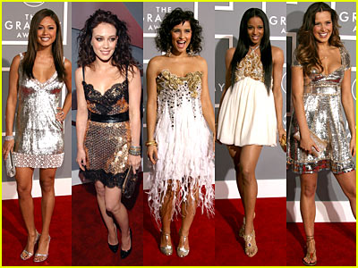 Grammys Red Carpet 2007