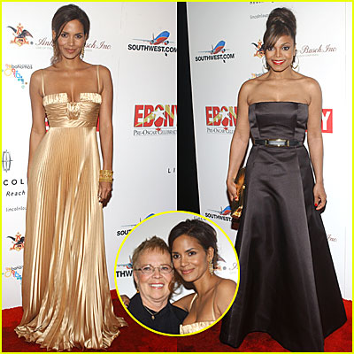 'Ebony' Honors Halle and Janet
