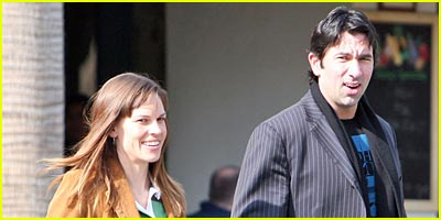 Hilary Swank's New Man: Not Her Agent?