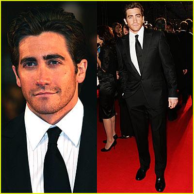 Jake Gyllenhaal @ BAFTAs 2007