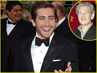 Ian McKellan Pisses on Jake Gyllenhaal