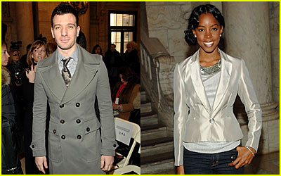 JC Chasez Loves The Runway