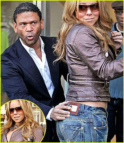 Mariah Carey: Bringin' On The Buttbreak