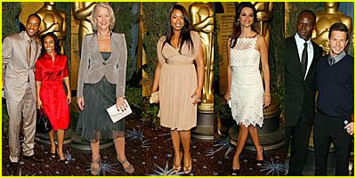 Oscars Luncheon 2007