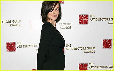 Sarah Wayne Callies' Baby Bump