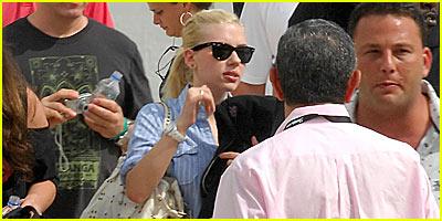 Scarlett Johansson Heats Up Miami Beach