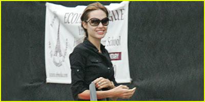 Angelina Files Vietnam Adoption Papers
