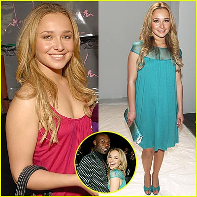 Hayden Panettiere: Hottie of the Fashion Week