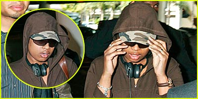 Jennifer Hudson: Why so Shy?