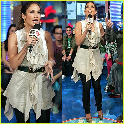Jennifer Lopez @ MiTRL