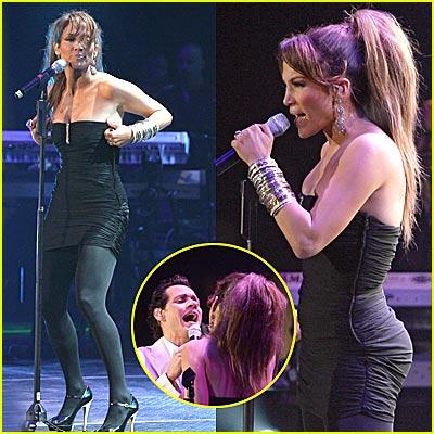 Jennifer Lopez's Pumped Up Ponytail