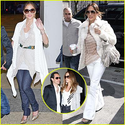 Jennifer Lopez Loves Her Skulls