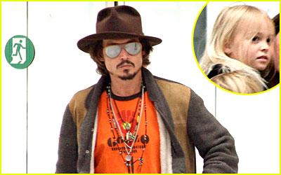 Depp's Daughter 'Doing Much Better'