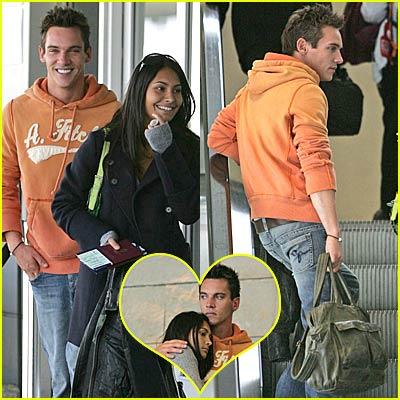 Jonathan Rhys Meyers And Girlfriend 2013 who is jonathan rhys meyers