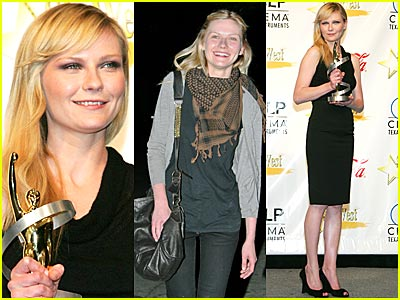 Kirsten Dunst: Female Star of the Year