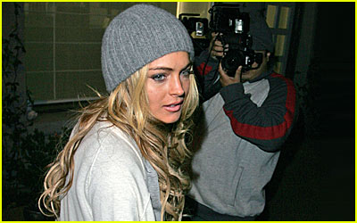 Linday Lohan: Back to Blonde