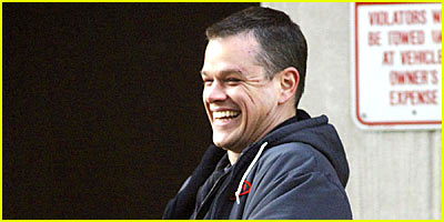 The Bourne Ultimatum: Matt in Manhattan