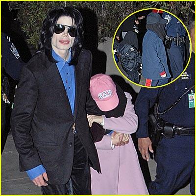 Michael Jackson Mania