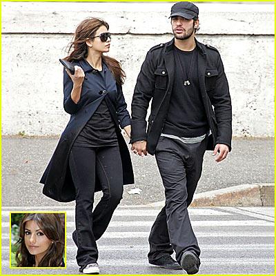 Monica and Her Main Man