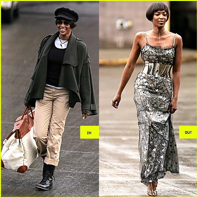 Naomi Campbell: In Like a Bum, Out Like a Bombshell