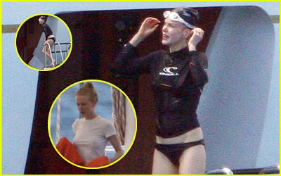 Nicole Kidman Bares Bikini