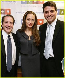 Angelina Jolie @ GAC Launch -- Part II