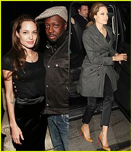 Angelina Jolie @ Tribeca Film Festival
