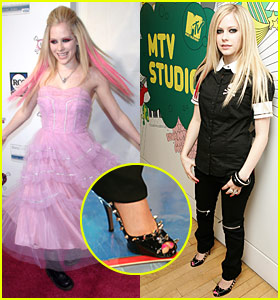 Avril Lavigne: Mother Spikin' Princess