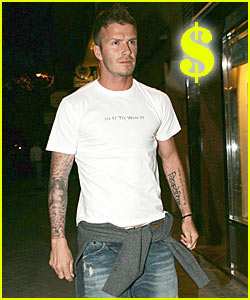 David Beckham Is In It To Win It