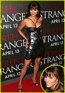 Halle Berry @ Perfect Stranger Premiere