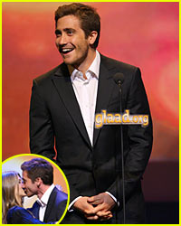 Jake Gyllenhaal @ GLAAD Awards 2007