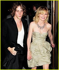 Kirsten Dunst: Here-eee's Johnny!