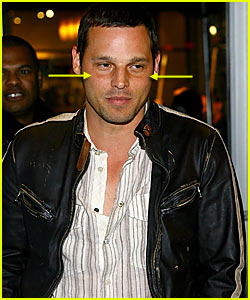 Justin Chambers: Eye Am Tired