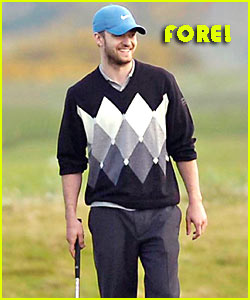 Justin Timberlake's 'Fore' Play