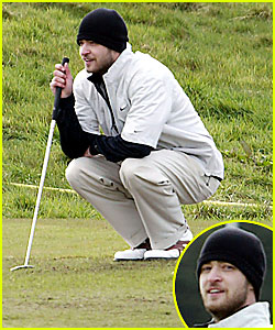 Justin Timberlake: The Next Tiger Woods?