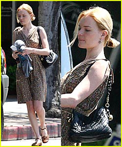 Kate Bosworth Seeks Holistic Health Care