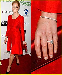 TR Knight Honors Katherine Heigl Greys Anatomy Katherine Heigl