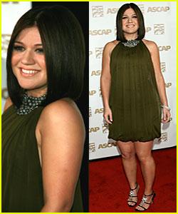 Kelly Clarkson @ ASCAP Awards 2007