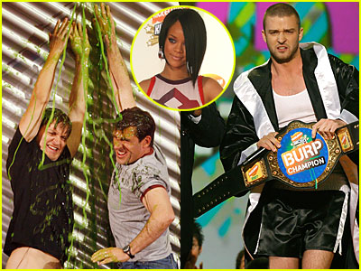 Kids Choice Awards 2007 Picture Post