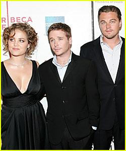 Leo DiCaprio @ Tribeca Film Festival 2007